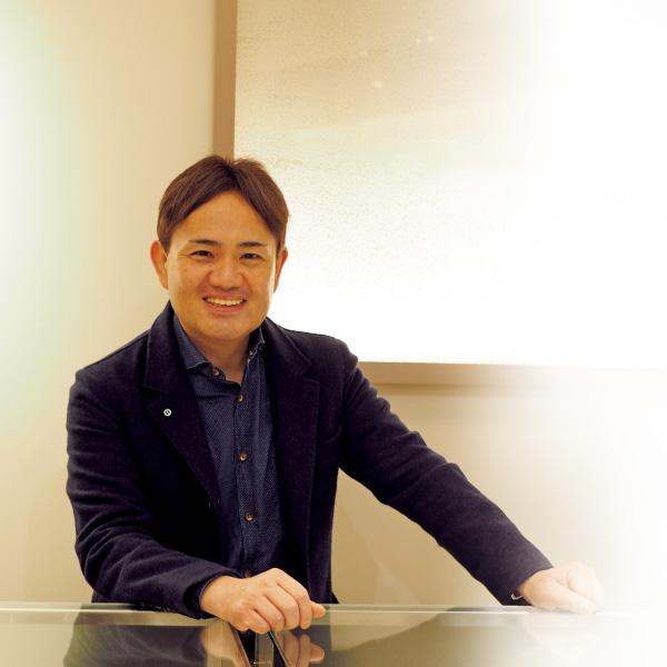 代表取締役社長  貞松 隆弥